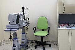 Кабінет офтальмолога
