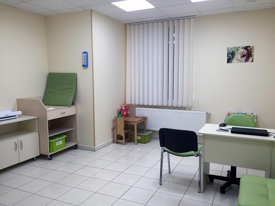 Кабінет педіатра