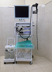 Цифрова ендоскопічна система об'ємної візуалізації