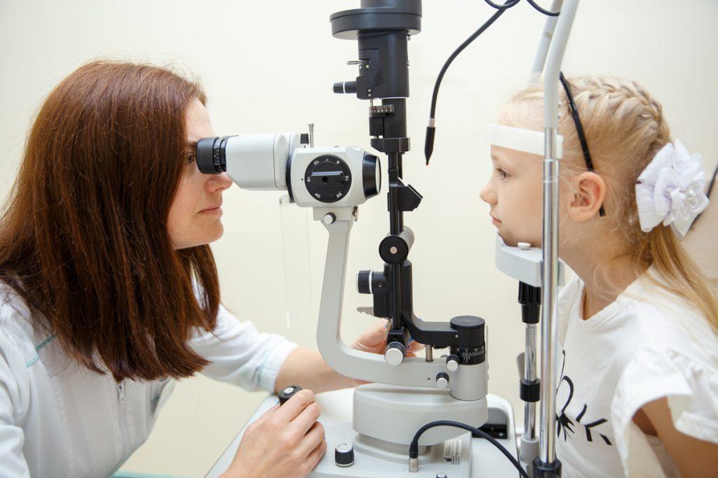 врач детский офтальмолог киев ирпень буча