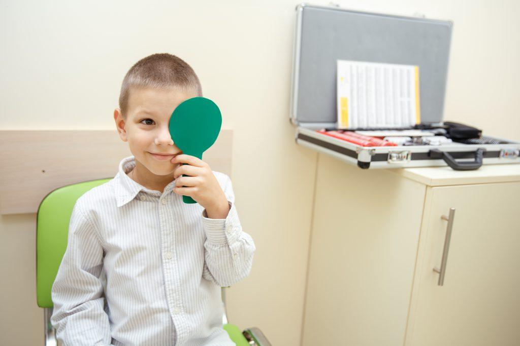Дитячий окуліст Київ, Ірпінь, Буча